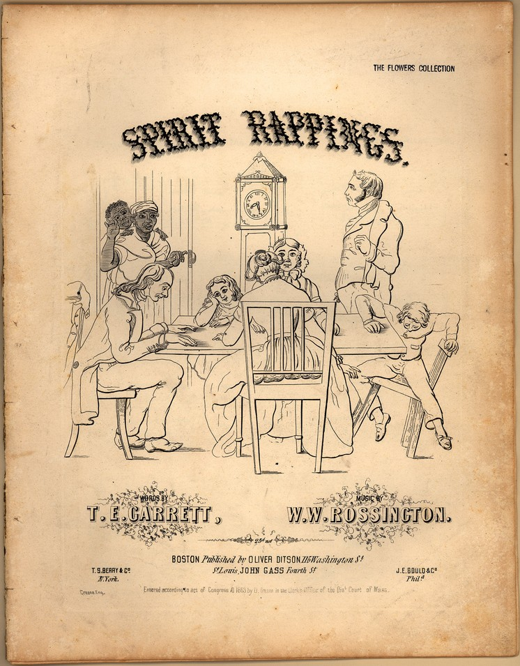 Spirit Rappings (title page)